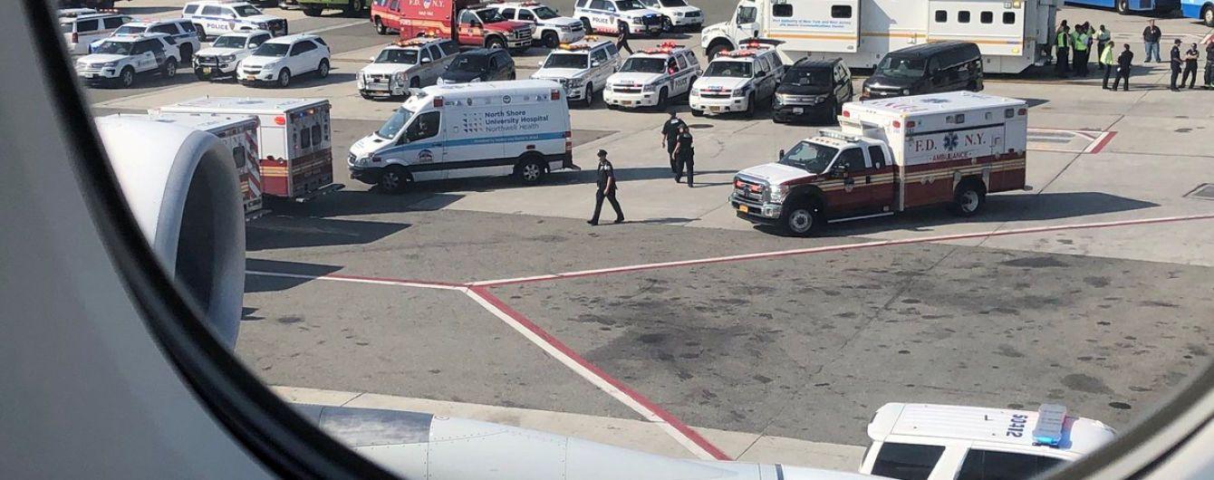 У Трампа стежать за ситуацією навколо літака з інфекцією в Нью-Йорку