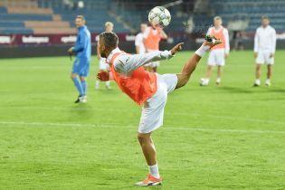 Гравці збірної України випробували поле у Чехії перед стартом Ліги націй, Бойко не займався