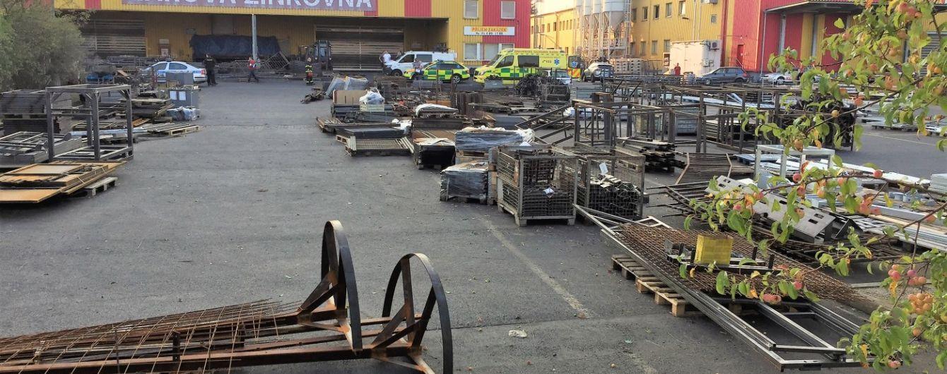 В Чехии упал вертолет, четверо погибших