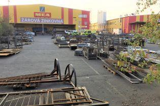 У Чехії впав вертоліт, четверо загиблих