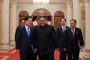 Лидер Южной Кореи отправится на встречу с Ким Чен Ыном