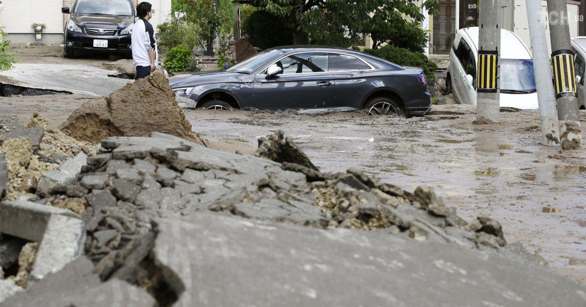 Японію струсонули два землетруси