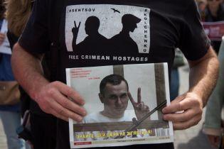 Російська журналістка стверджує, що літак з Сенцовим вилетів з російського Салехарда