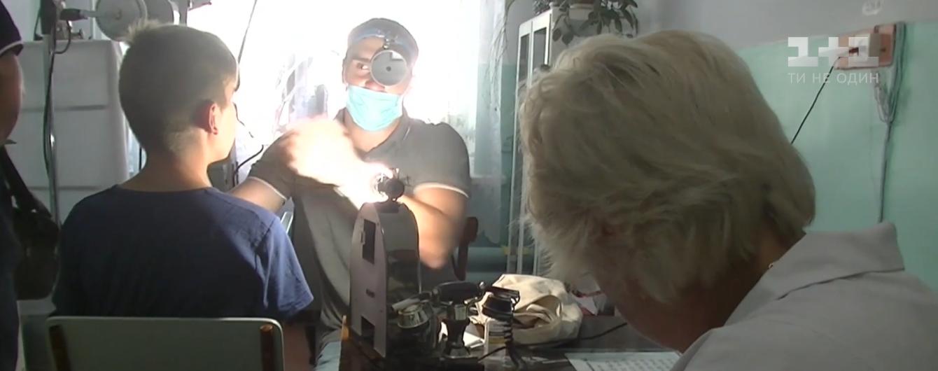 На Херсонщині госпіталізували 15 дітей  із підозрою на хімічне отруєння через викиди на заводі в Криму