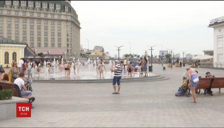 Минула доба у Києві виявилася найтеплішою за останні 137 років