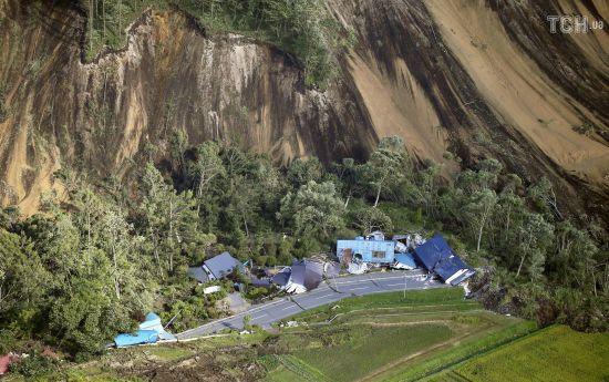 Землетрус в Японії: кількість жертв різко зросла