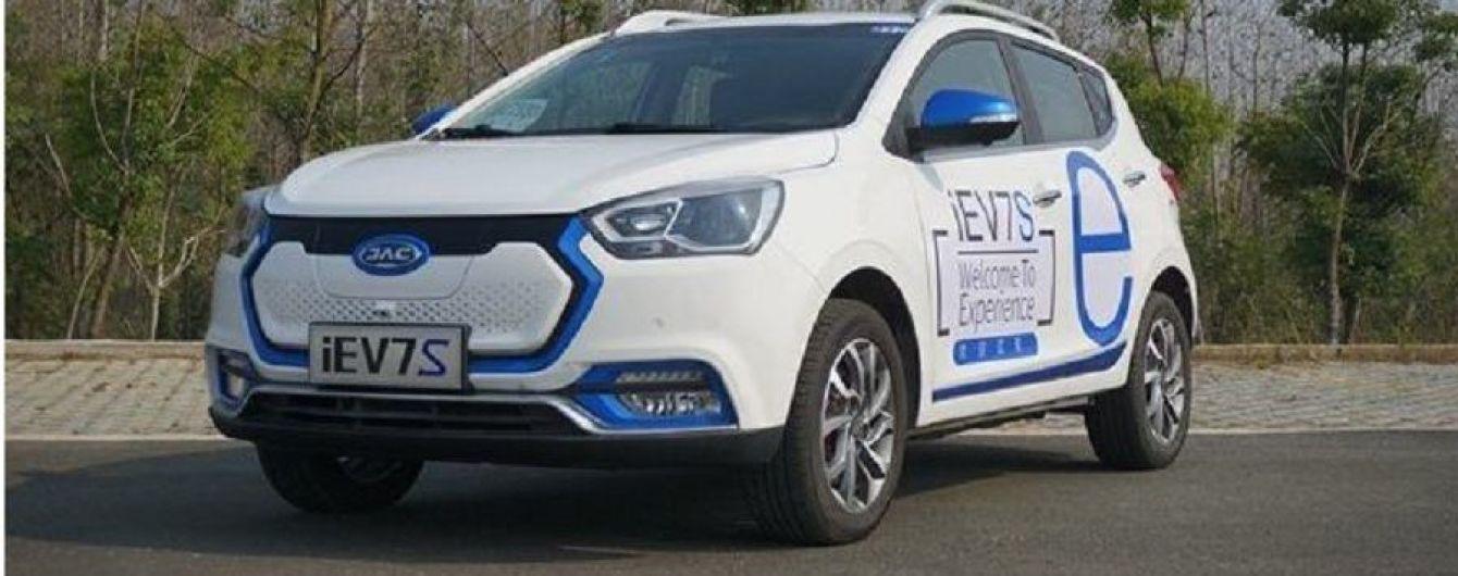 В Украине появится бюджетный электромобиль