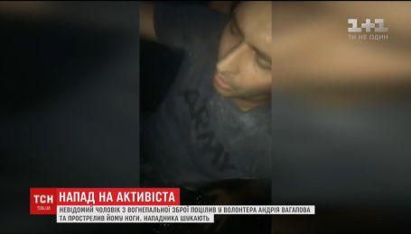 В Одессе напали на общественного активиста