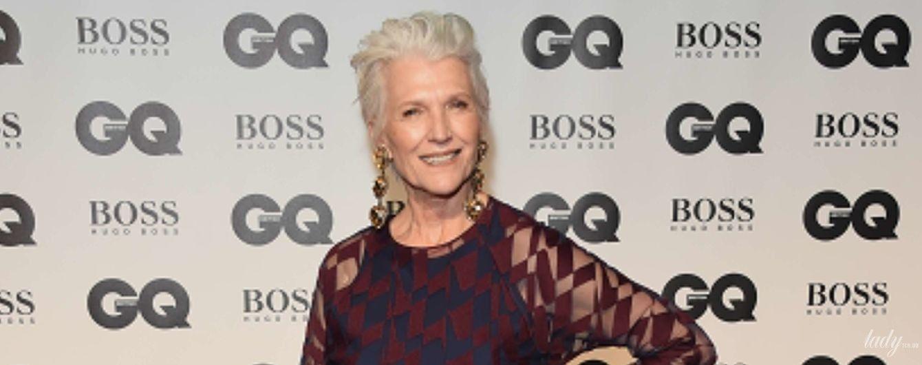 Как всегда, роскошная: 70-летняя мама Илона Маска в элегантном образе появилась на премии GQ