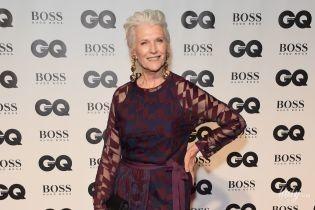 Як завжди, розкішна: 70-річна мама Ілона Маска в елегантному образі з'явилася на премії GQ
