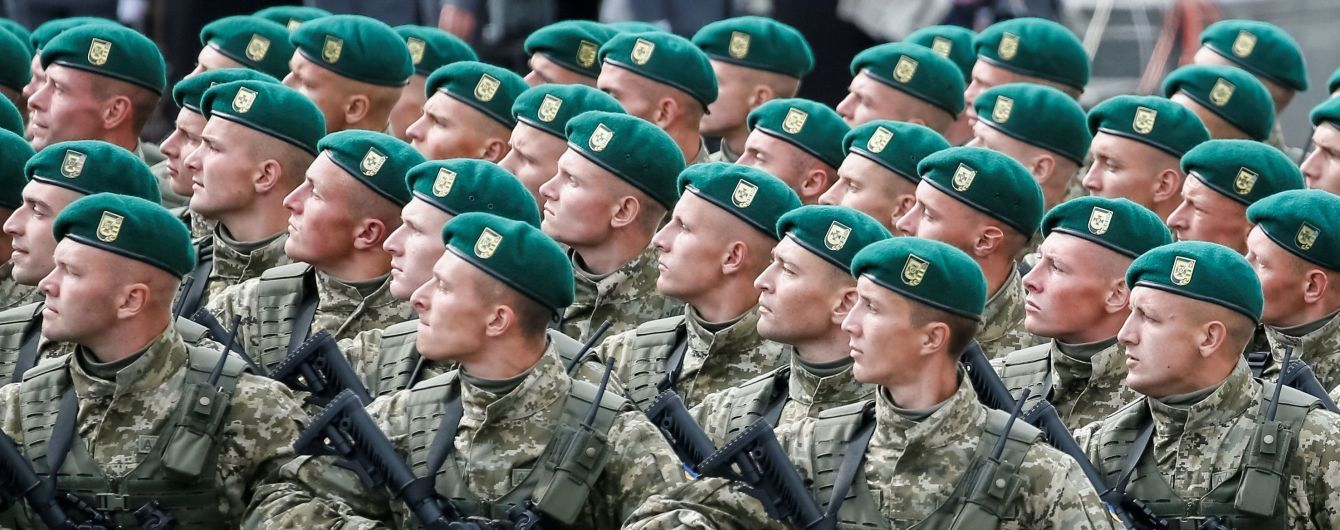 """""""Слава Україні!"""". Рада ухвалила нове військове вітання у ЗСУ"""