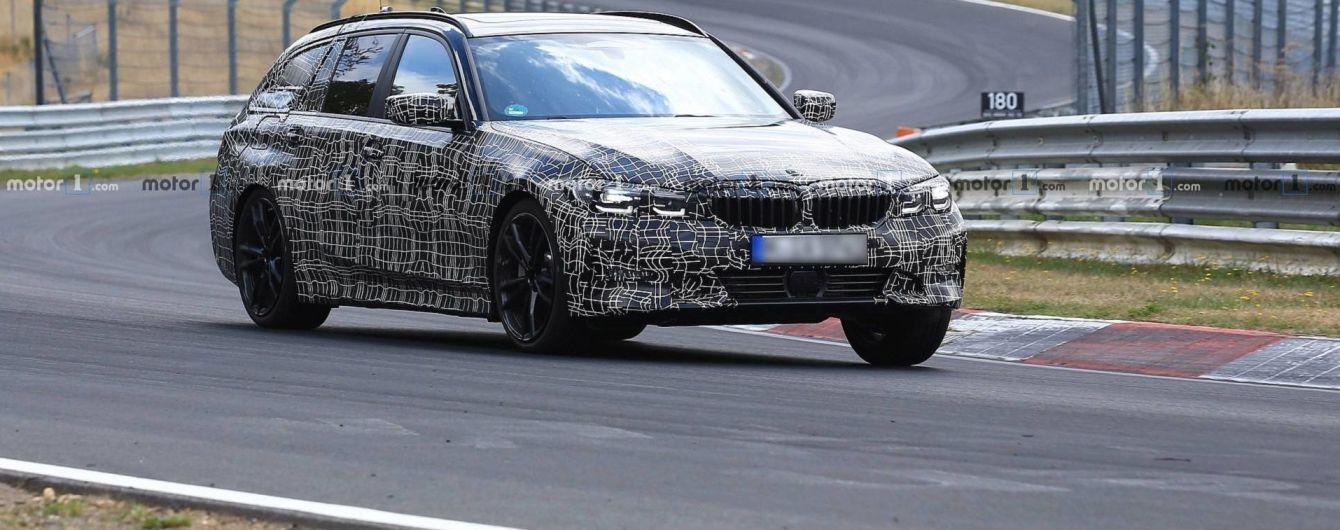 """Компания BMW раскрывает подробности тестов новой """"тройки"""""""