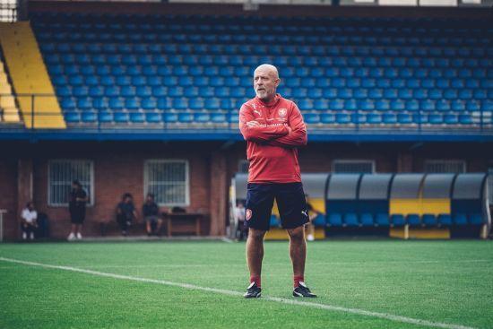 Суперник збірної України у Лізі націй звільнив головного тренера