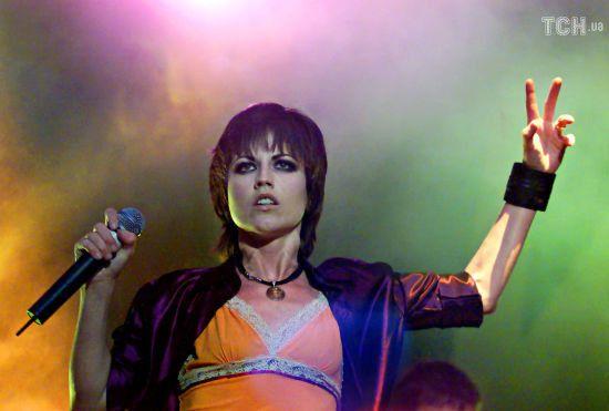 У Мережі оприлюднили причину смерті солістки гурту Cranberries Долорес О'Ріордан
