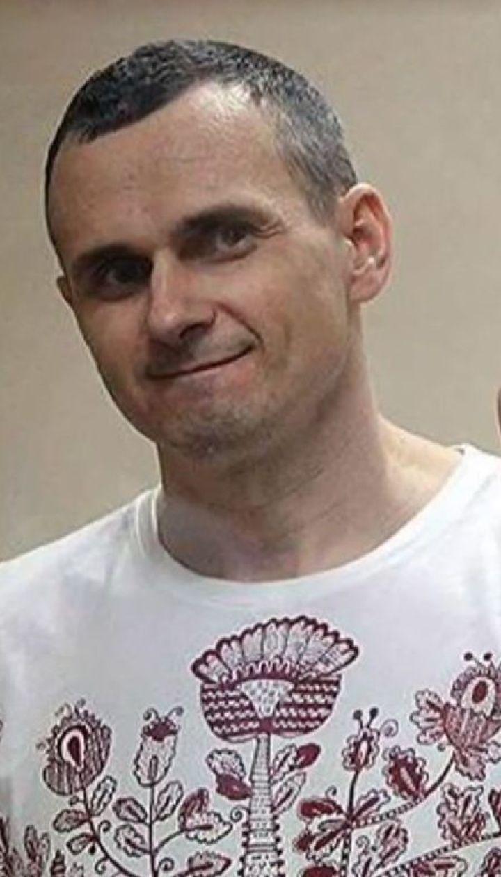 Понад сто тисяч людей підписало петицію за звільнення Сенцова на сайті Білого дому