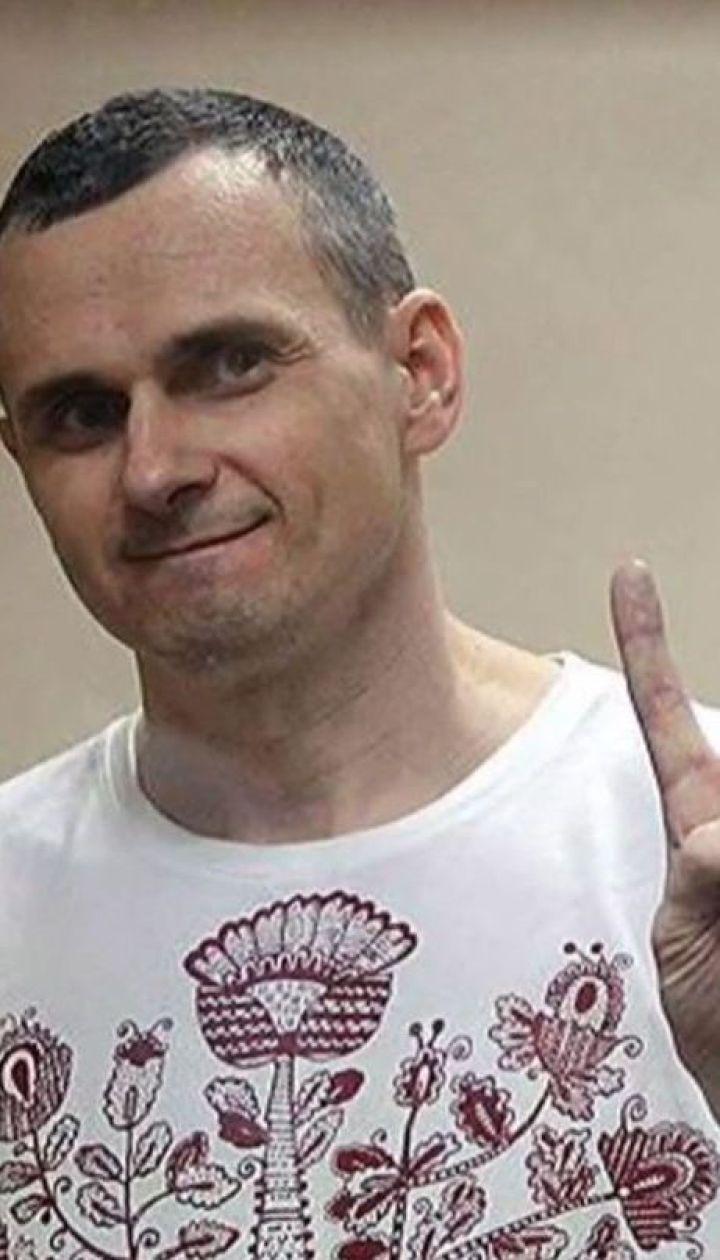 Более ста тысяч человек подписало петицию за освобождение Сенцова на сайте Белого дома