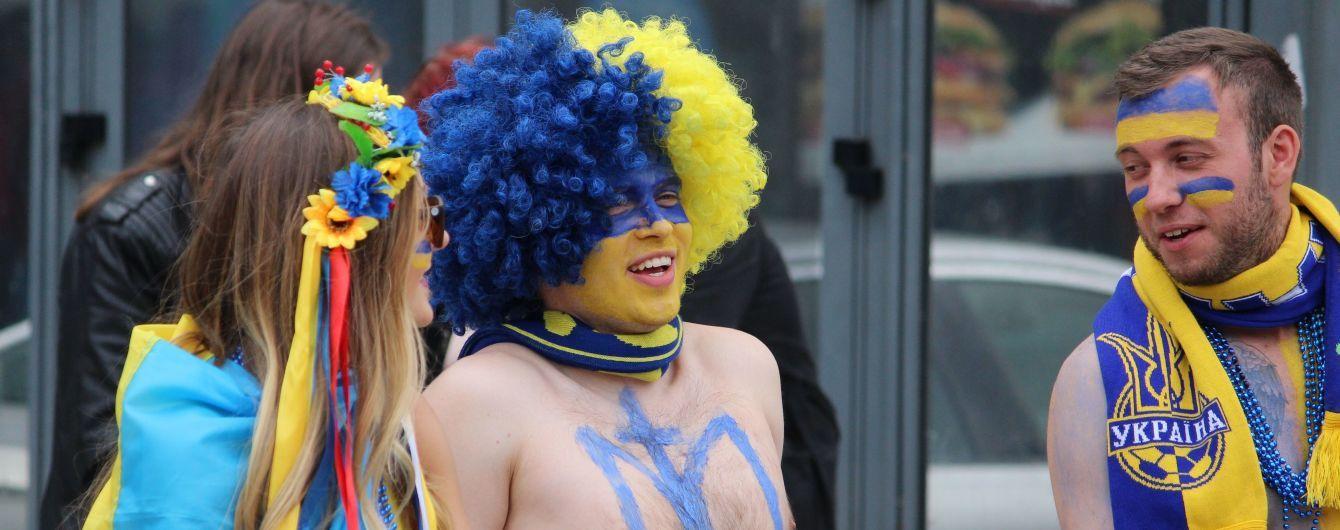 """Песня """"Червона рута"""" станет официальным символом сборной Украины"""
