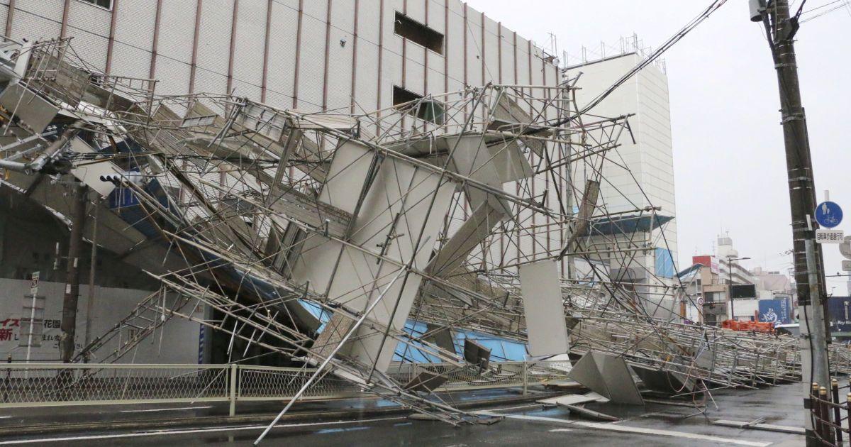 Почти апокалипсис: Reuters опубликовало шокирующие фото изувеченной катаклизмами Японии