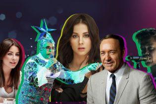 Новости в Гламуре за неделю: Спейси без обвинений, Сердючка в России, концерт Imagine Dragons