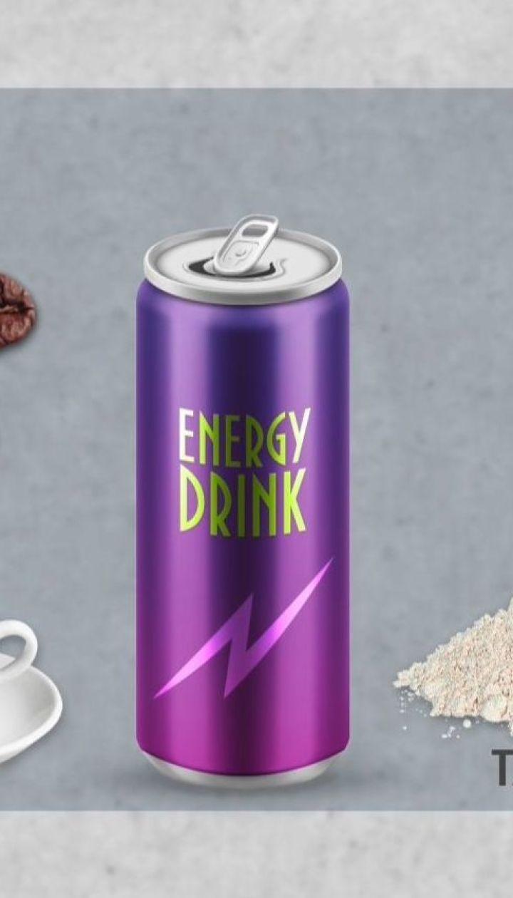 Энергетики - для энергии или недугов? ТСН проверила, как действуют шипучие стимуляторы