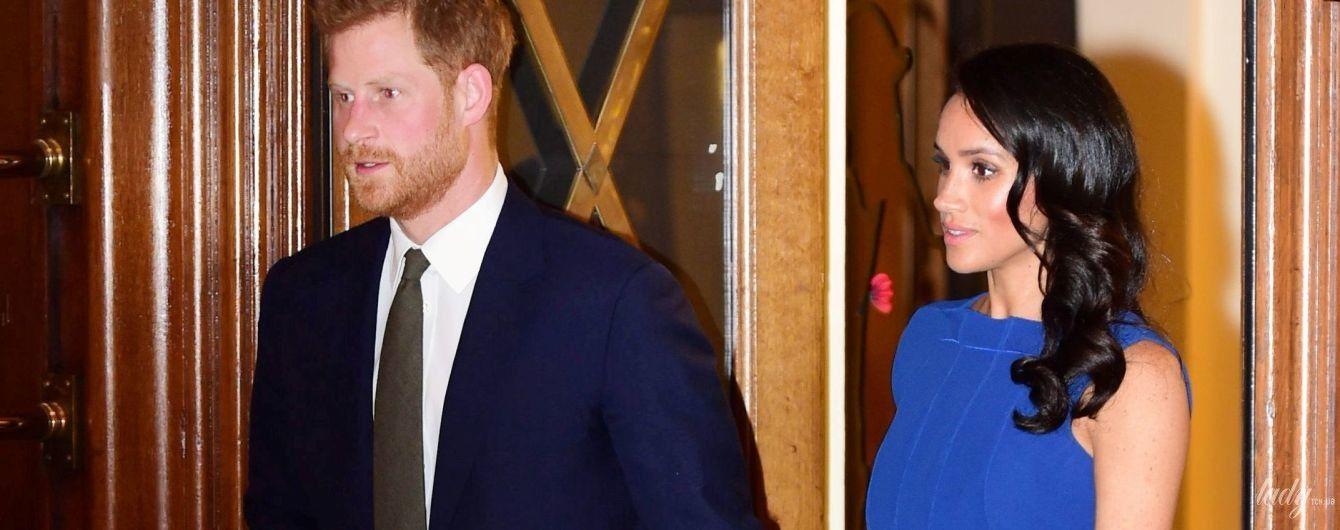 В красивій  сукні і босоніжках зі стразами: герцогиня Сассекська Меган сходила на концерт