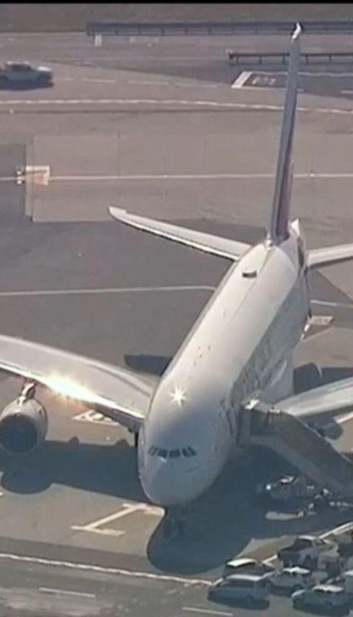 """""""Хворі"""" рейси: у Філадельфії приземлилися два літаки, у яких нездужали люди"""