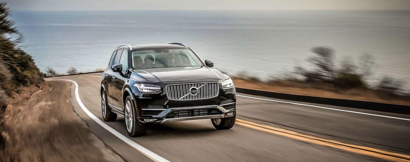 В Volvo раскрывают некоторые секреты XC90 следующего поколения
