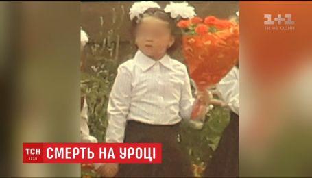 На Волыни 6-летняя девочка умерла на уроке физкультуры