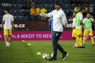 Шовковський пішов на курси тренерів