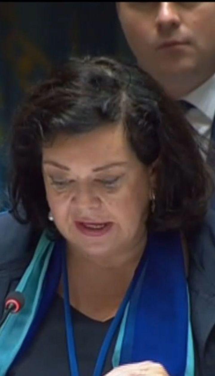 На засіданні Радбезу ООН Британія звинуватила Кремль в отруєнні Скрипалів