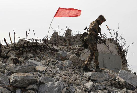 Боевики девять раз нарушили режим тишины на Донбассе
