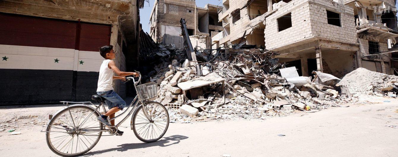 У день саміту лідерів Росії, Туреччини та Ірану щодо Сирії провінція Ідліб знову піддалась бомбардуванням