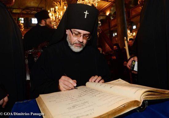 Вселенський патріархат призначив представників Константинополя в Україні