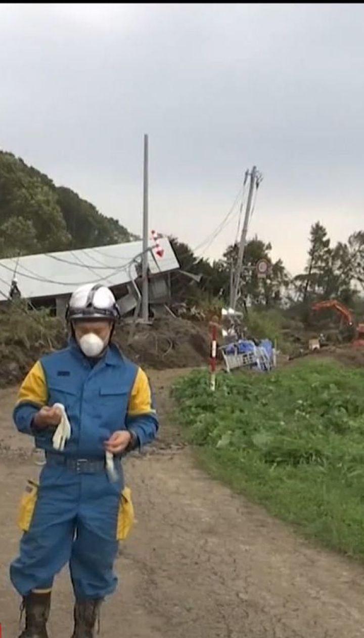 У Японії зростає кількість жертв нищівного землетрусу