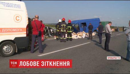 Двоє дітей загинули в жахливій аварії на Прикарпатті