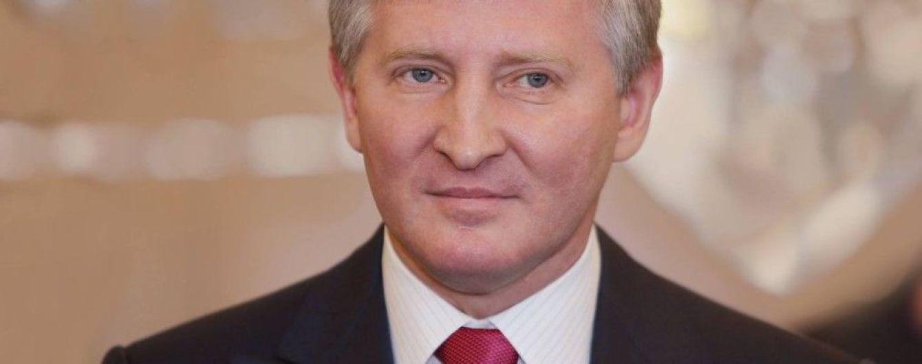 """Ахметов пошел на мировое соглашение в споре за """"Укртелеком"""""""