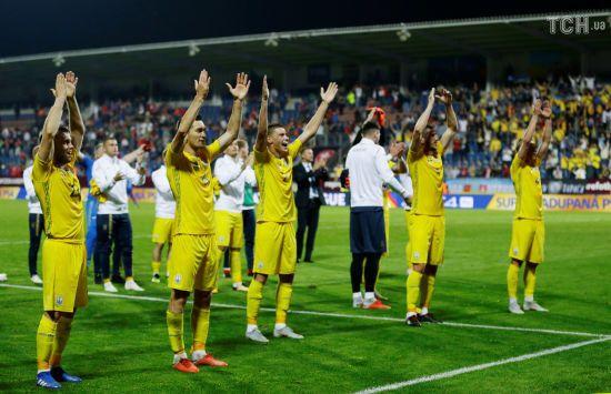 Букмекери назвали фаворита у матчі Ліги націй між Україною та Словаччиною