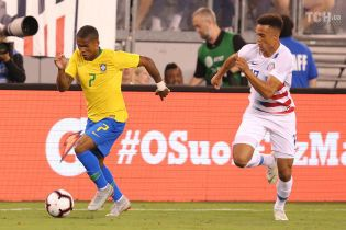"""Бразилія з трьома екс-футболістами """"Шахтаря"""" впевнено розібралася з США"""