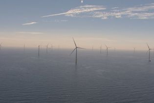 У Великій Британії почала роботу найбільша в світі плавуча вітряна електростанція