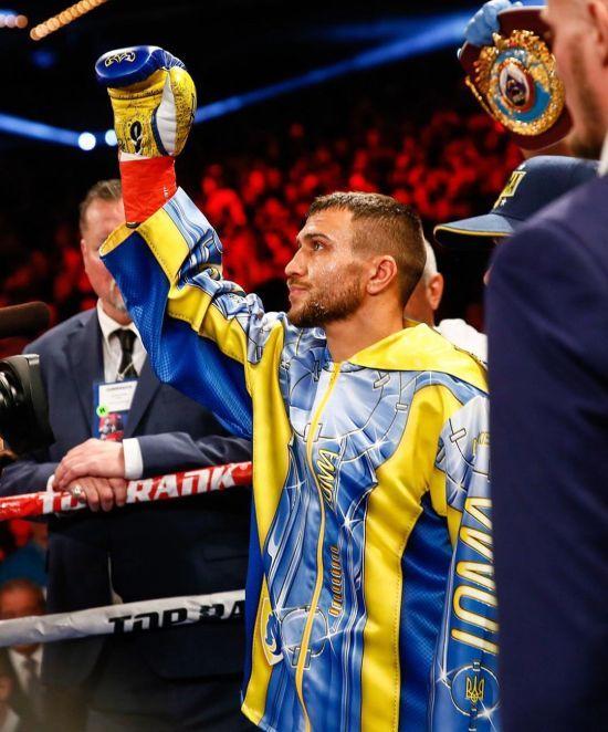 Легендарний боксер Майк Тайсон про Ломаченка: цей український хлопець є зараз найкращим
