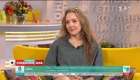 """Головний хореограф """"Танців з зірками"""" Олена Шоптенко - про участь у проекті та новонародженого малюка"""