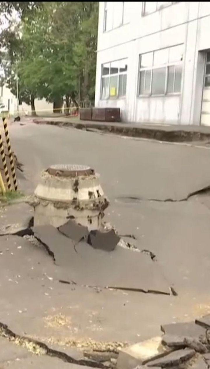 В Японии возросло число погибших в результате мощного землетрясения на острове Хоккайдо