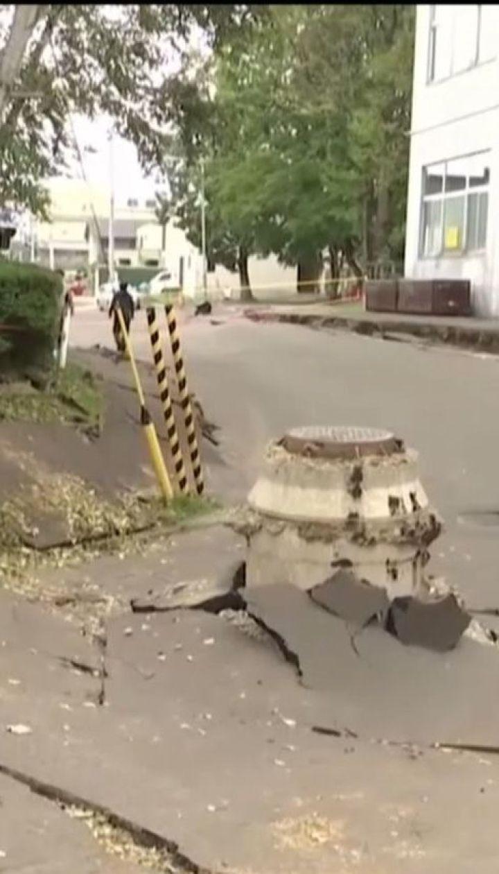 У Японії зросла кількість загиблих унаслідок потужного землетрусу на острові Хоккайдо