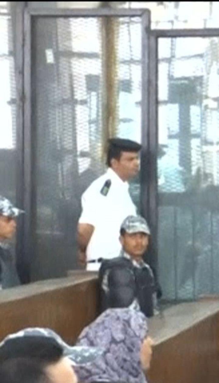 У Єгипті до смертної кари засудили 75 активістів, які брали участь у військовому перевороті