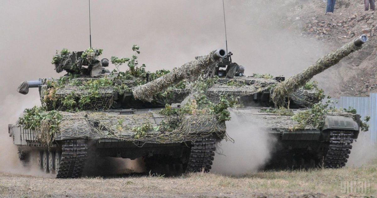 Демонструє силу й міць: на беретах танкістів з'явиться новий символ