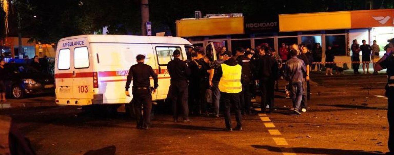 В Одесі після ДТП перекрили рух на Фонтанській дорозі