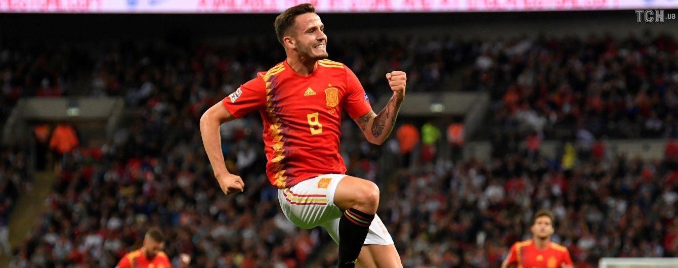 Лига наций. Сборная Испании в волевом стиле победила на выезде Англию