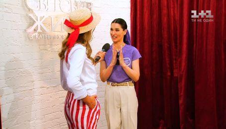 """Марія Єфросиніна: """"Легше провести 5 прямих ефірів, аніж танцювати"""""""