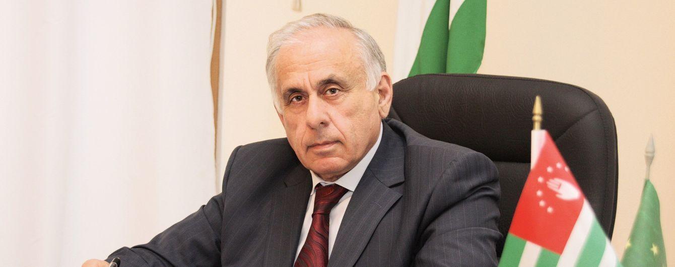 """""""Прем'єр"""" самопроголошеної Абхазії загинув у ДТП"""