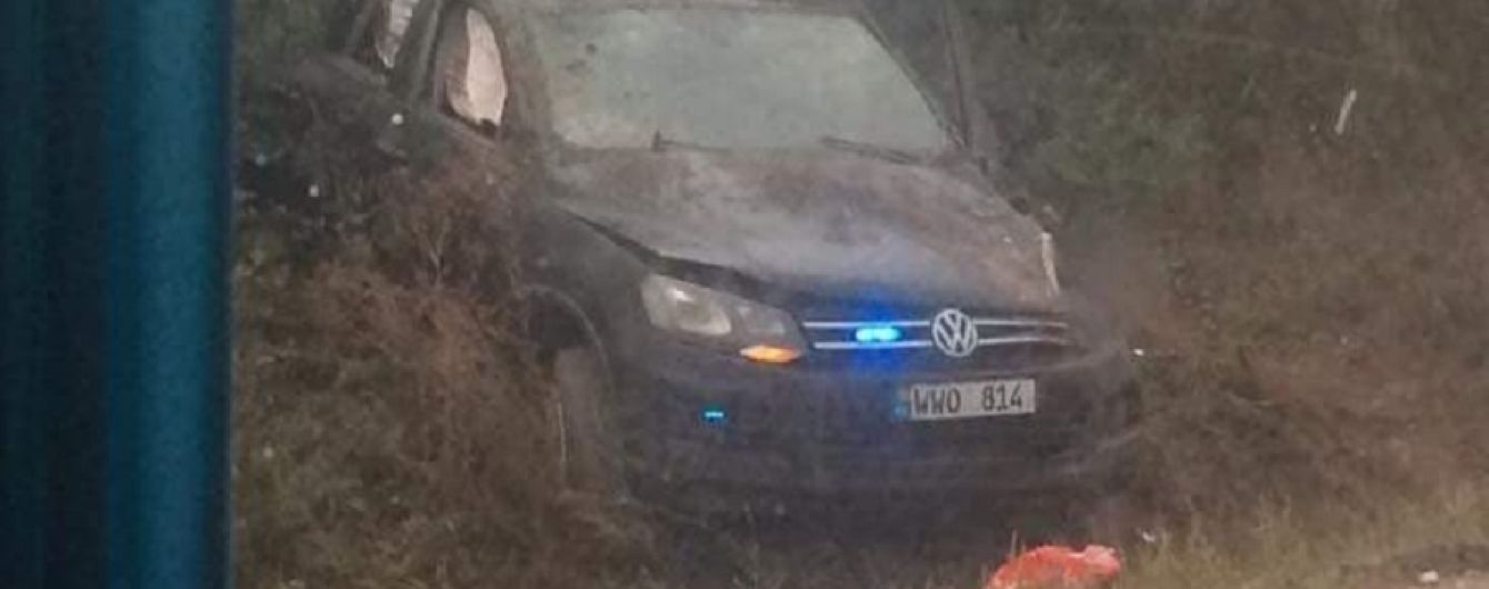 Кортеж президента Молдовы попал в серьезную аварию